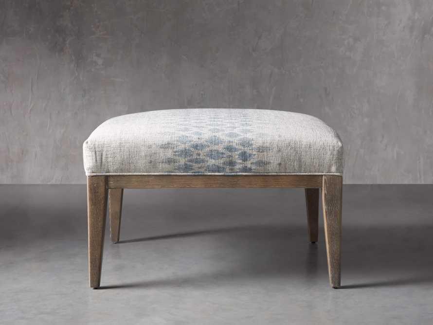 """Adair Upholstered 29"""" Ottoman"""