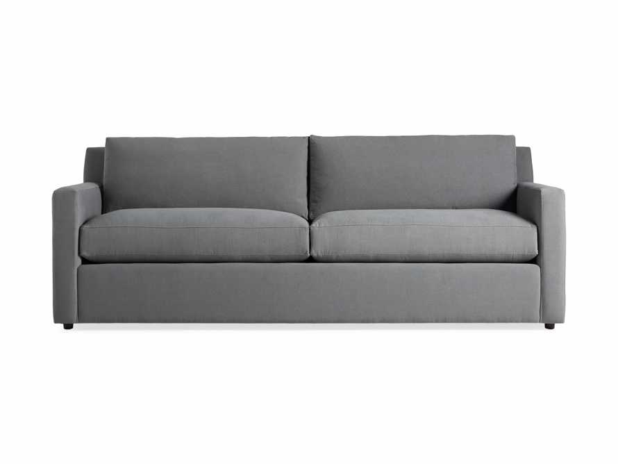 "Monroe Upholstered 95"" Sofa, slide 7 of 8"