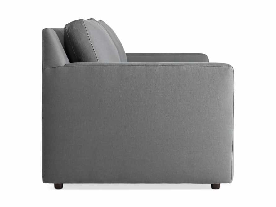 "Monroe Upholstered 95"" Sofa, slide 8 of 8"