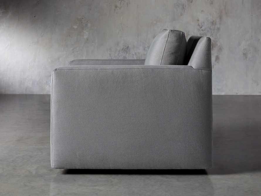 """Monroe Upholstered 35"""" Swivel Chair, slide 4 of 7"""