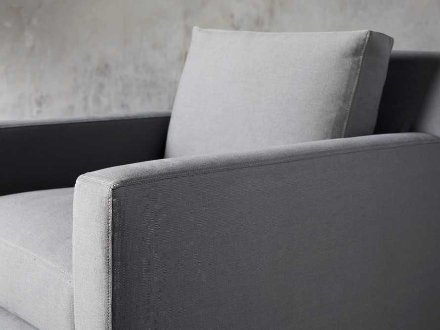 """Monroe Upholstered 35"""" Swivel Chair, slide 6 of 7"""