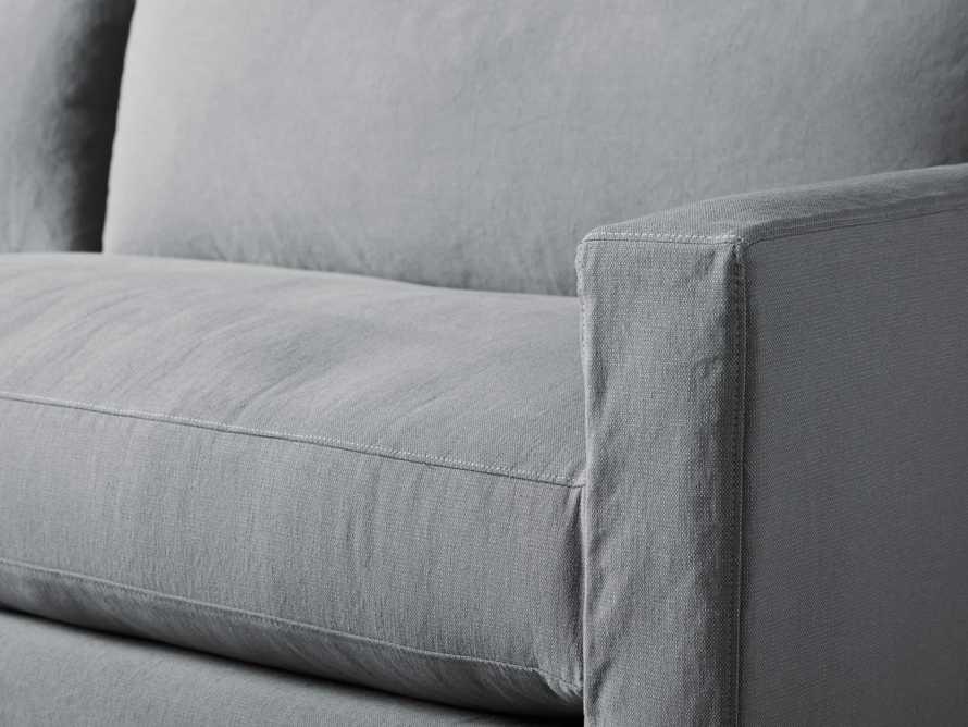 """Monroe Slipcovered 95"""" Sofa, slide 6 of 8"""