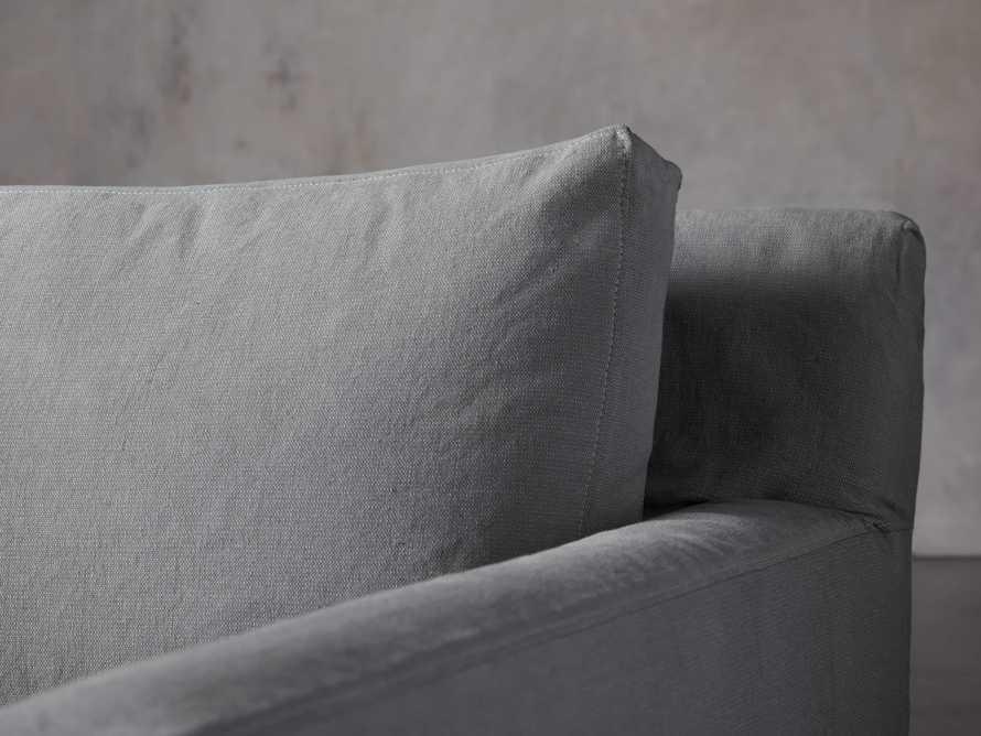 """Monroe Slipcovered 95"""" Sofa, slide 5 of 8"""