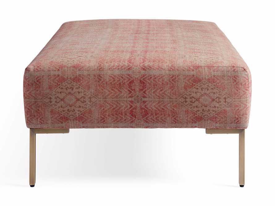 """Tilton Upholstered 30"""" Rectangle Ottoman, slide 8 of 8"""