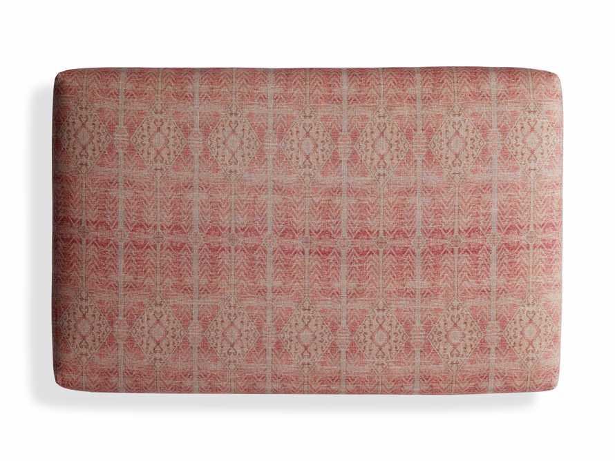 """Tilton Upholstered 30"""" Rectangle Ottoman, slide 6 of 8"""