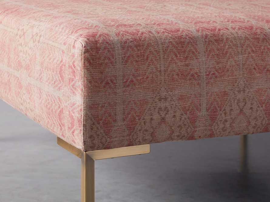 """Tilton Upholstered 30"""" Rectangle Ottoman, slide 5 of 8"""