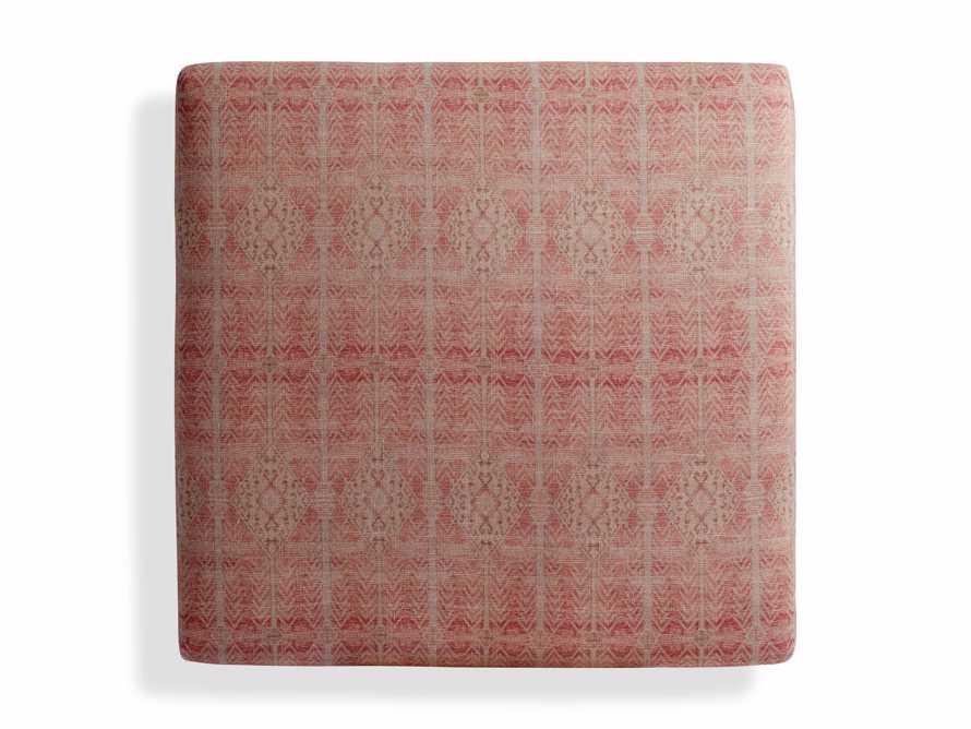 """Tilton Upholstered 40"""" Square Ottoman, slide 5 of 7"""