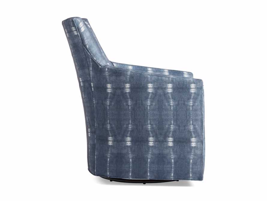 "Juniper Upholstered 29"" Swivel Chair, slide 6 of 6"