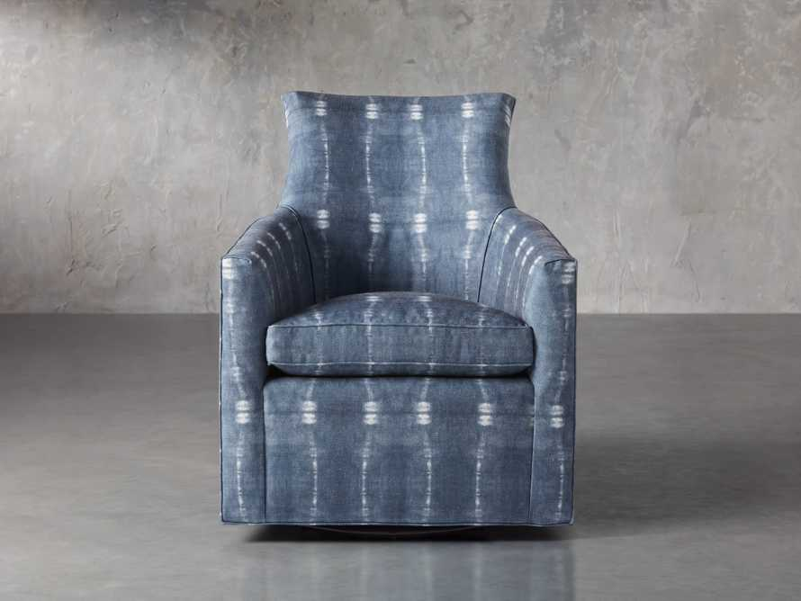 "Juniper Upholstered 29"" Swivel Chair, slide 3 of 6"