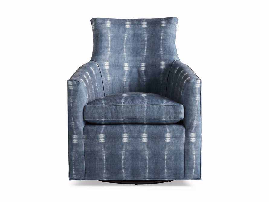 "Juniper Upholstered 29"" Swivel Chair, slide 5 of 6"