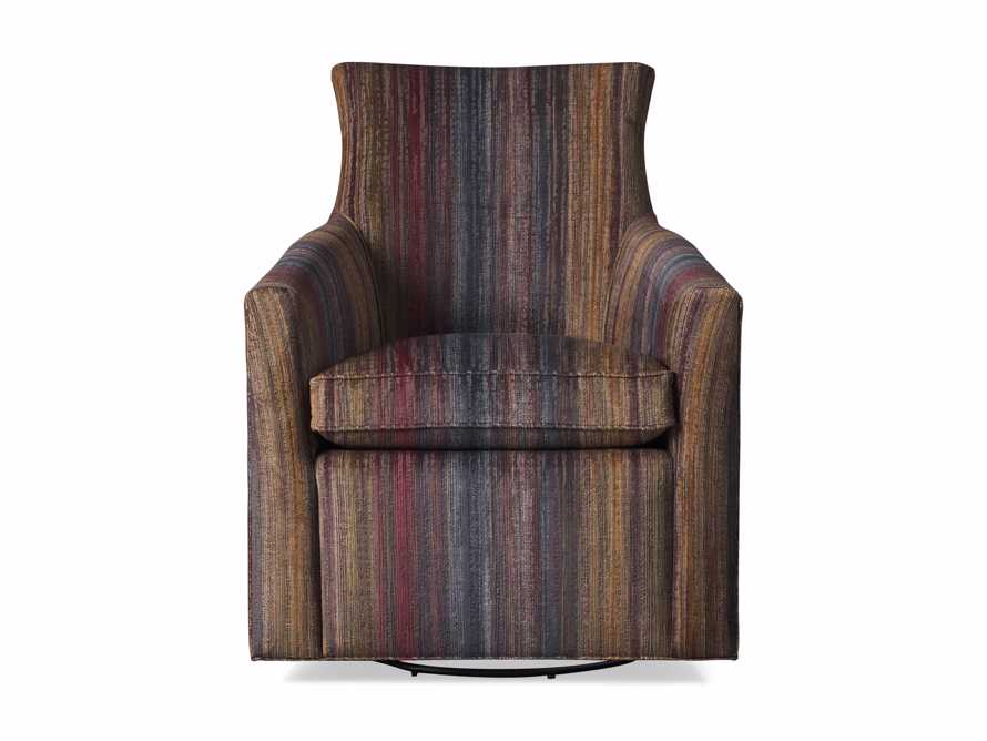 "Juniper Upholstered 29"" Swivel Chair, slide 6 of 7"