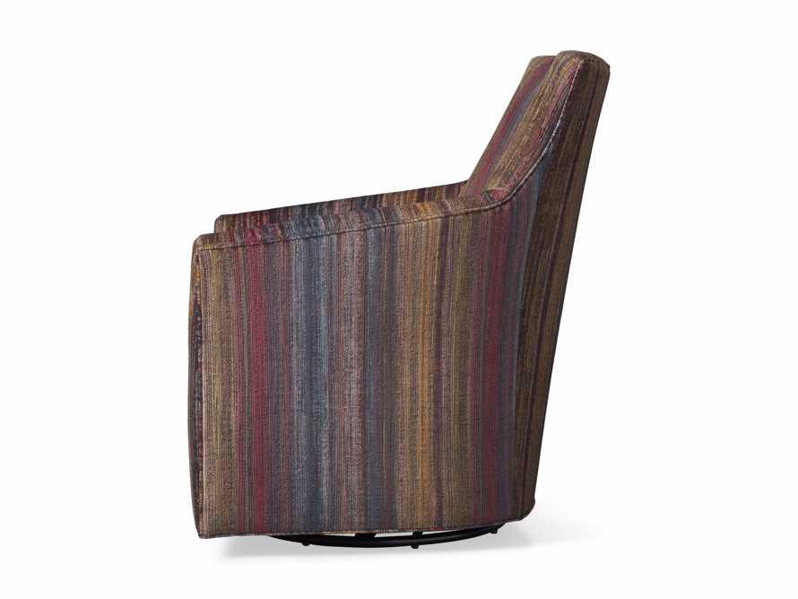 "Juniper Upholstered 29"" Swivel Chair, slide 7 of 7"