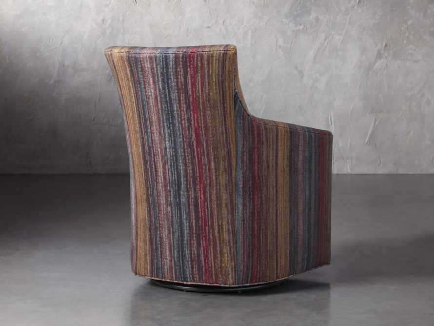 "Juniper Upholstered 29"" Swivel Chair, slide 4 of 7"