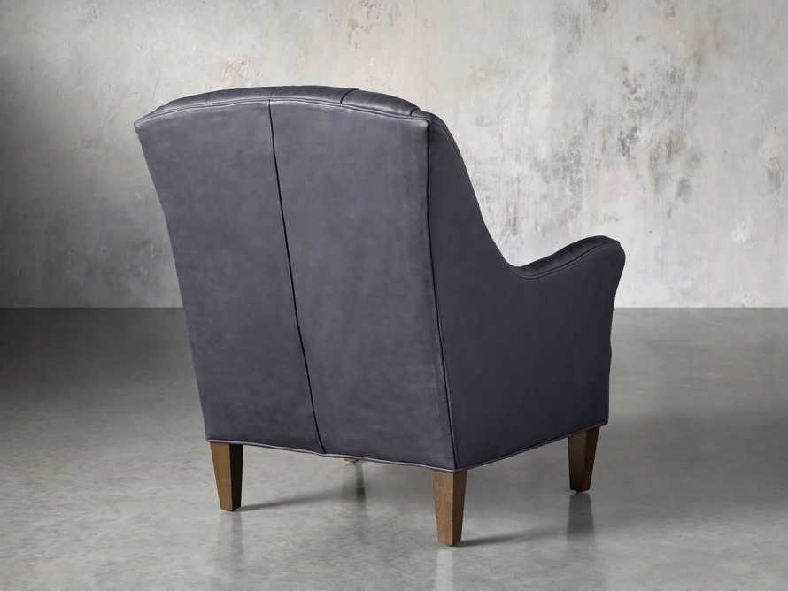 """Lamont Leather 33"""" Chair, slide 5 of 8"""