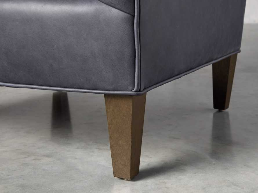 """Lamont Leather 33"""" Chair, slide 8 of 8"""