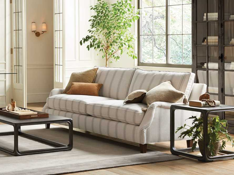 """Paxton Upholstered 100"""" Sofa, slide 1 of 8"""