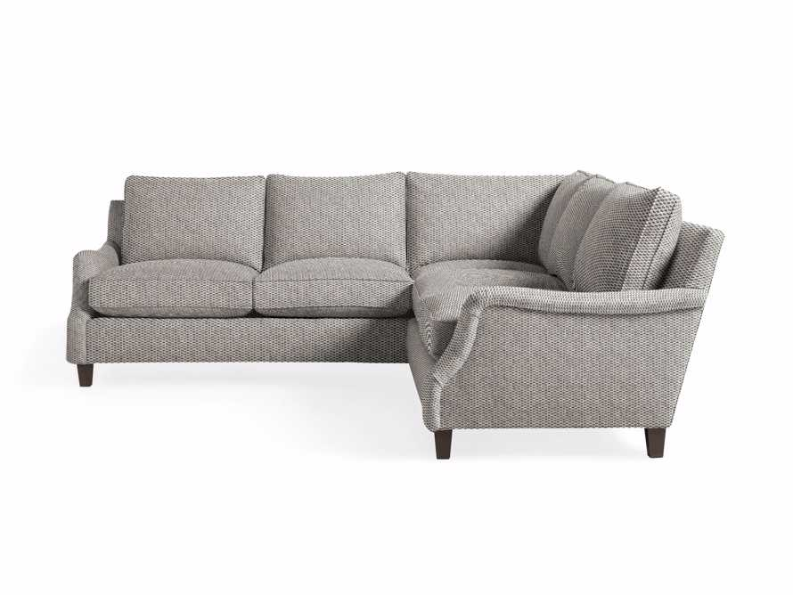 """Paxton Upholstered 104"""" Sectional, slide 2 of 3"""