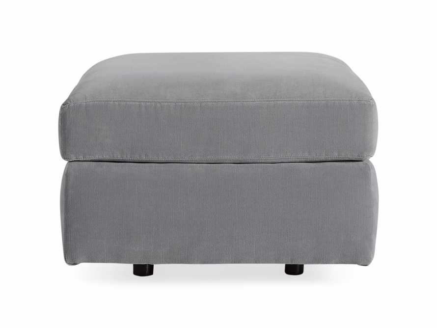 "Miles Upholstered 37"" Ottoman, slide 4 of 5"