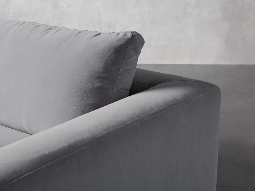 "Miles Petite Upholstered 108"" Sofa"