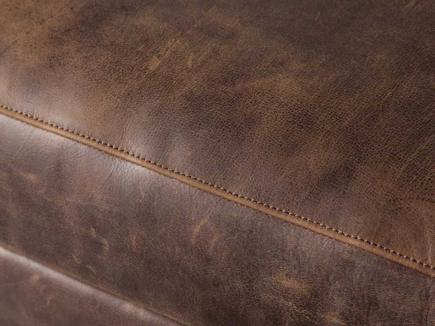 "Kenley 26"" Leather Ottoman, slide 5 of 8"