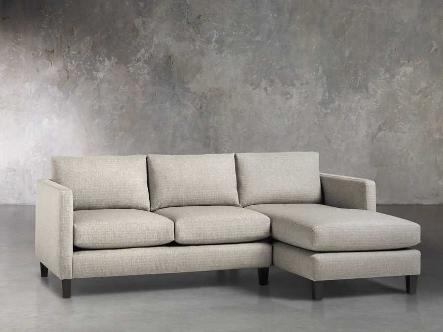 "Taylor 92"" Upholstered Two Piece Sectional"