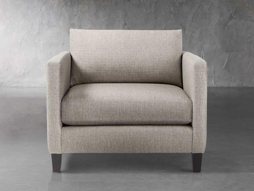 "Taylor Upholstered 40"" Chair, slide 2 of 7"