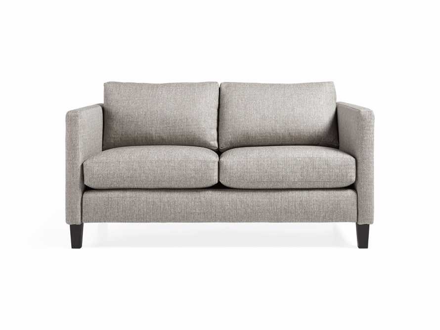 "Taylor Easy Connect Upholstered 63"" Sofa, slide 1 of 10"