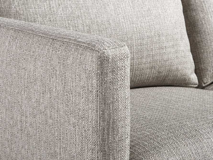 "Taylor Easy Connect Upholstered 63"" Sofa, slide 7 of 10"