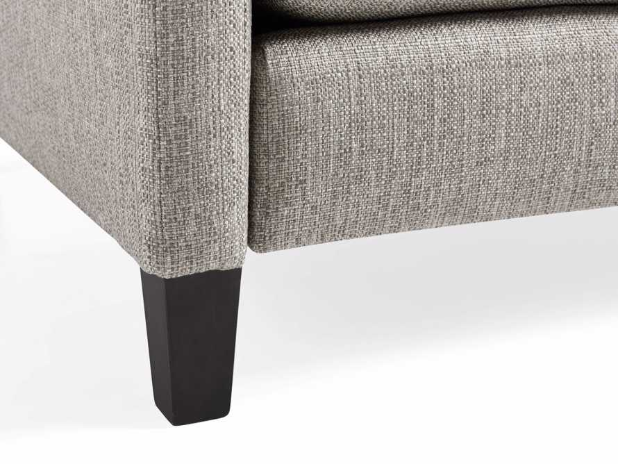 "Taylor Easy Connect Upholstered 63"" Sofa, slide 8 of 10"
