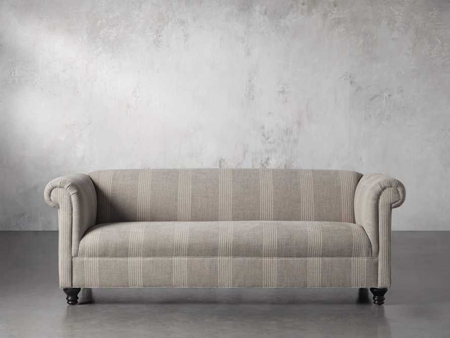 "Avery Upholstered 87"" Sofa, slide 2 of 8"