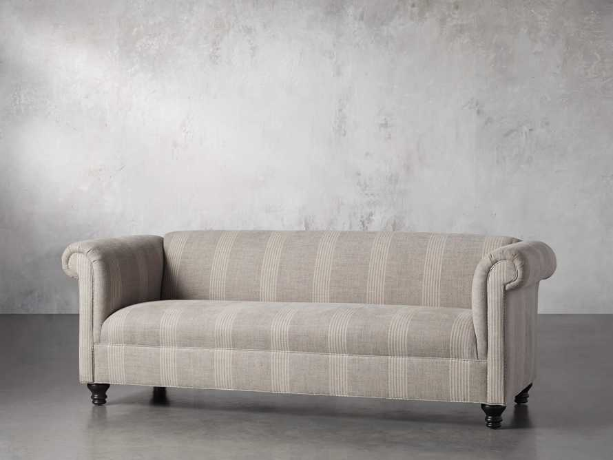 "Avery Upholstered 87"" Sofa, slide 3 of 8"
