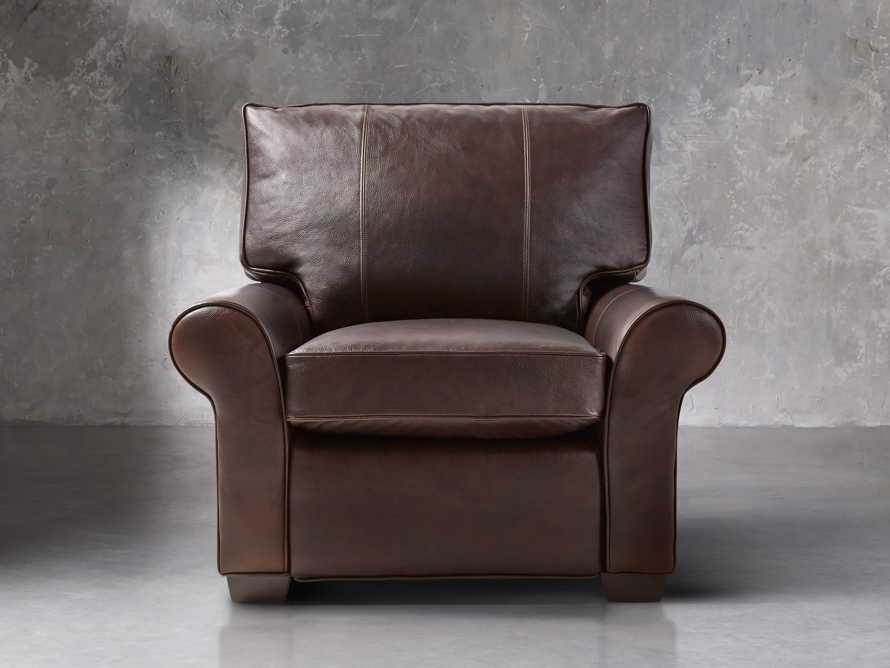 """Brentwood Leather 43"""" Chair (With Motion), slide 2 of 7"""