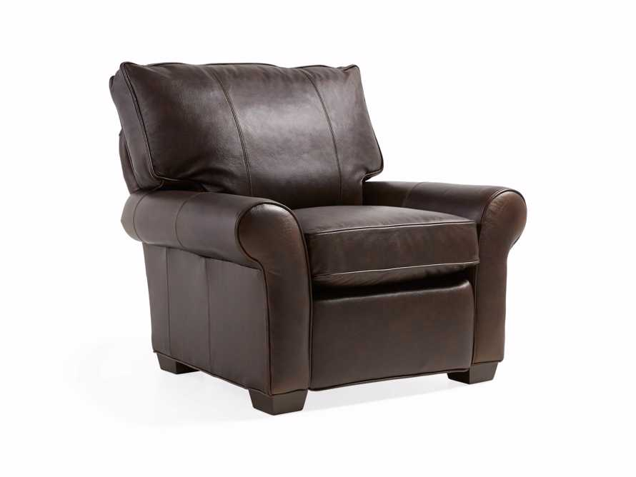 """Brentwood Leather 43"""" Chair (With Motion), slide 3 of 7"""
