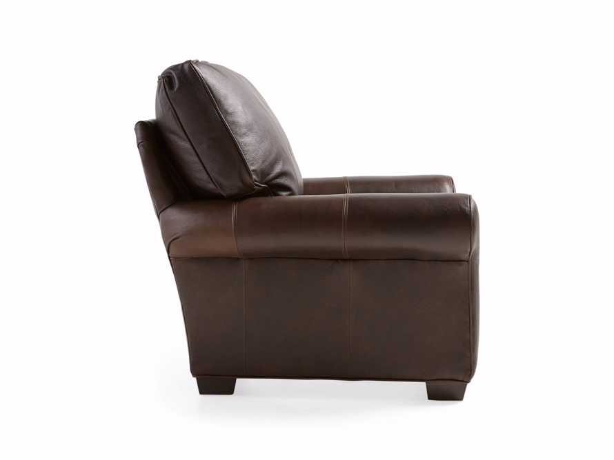 """Brentwood Leather 43"""" Chair (With Motion), slide 4 of 7"""