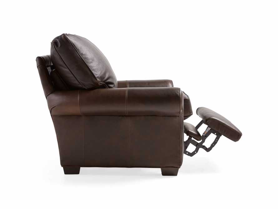 """Brentwood Leather 43"""" Chair (With Motion), slide 5 of 7"""