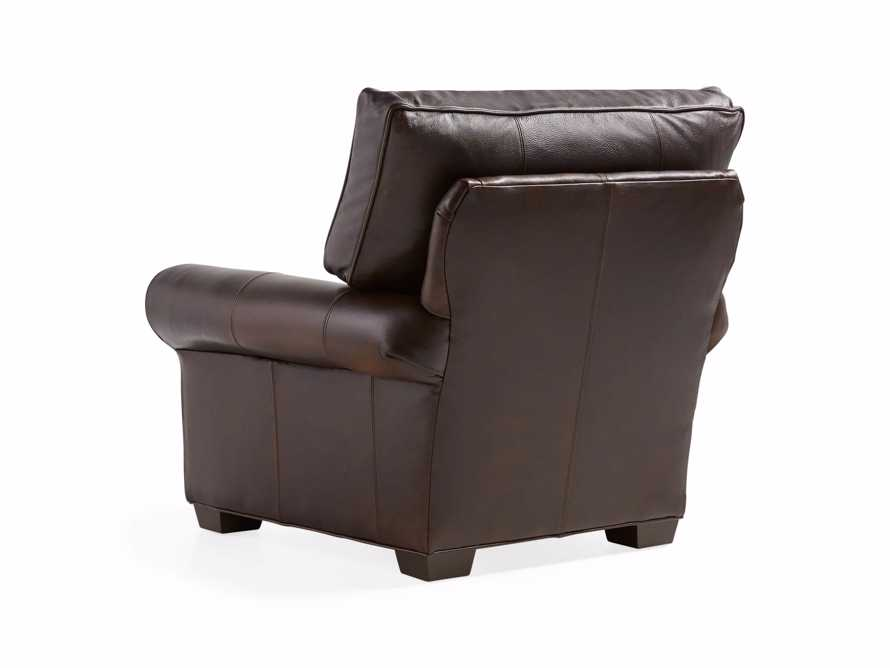"""Brentwood Leather 43"""" Chair (With Motion), slide 6 of 7"""