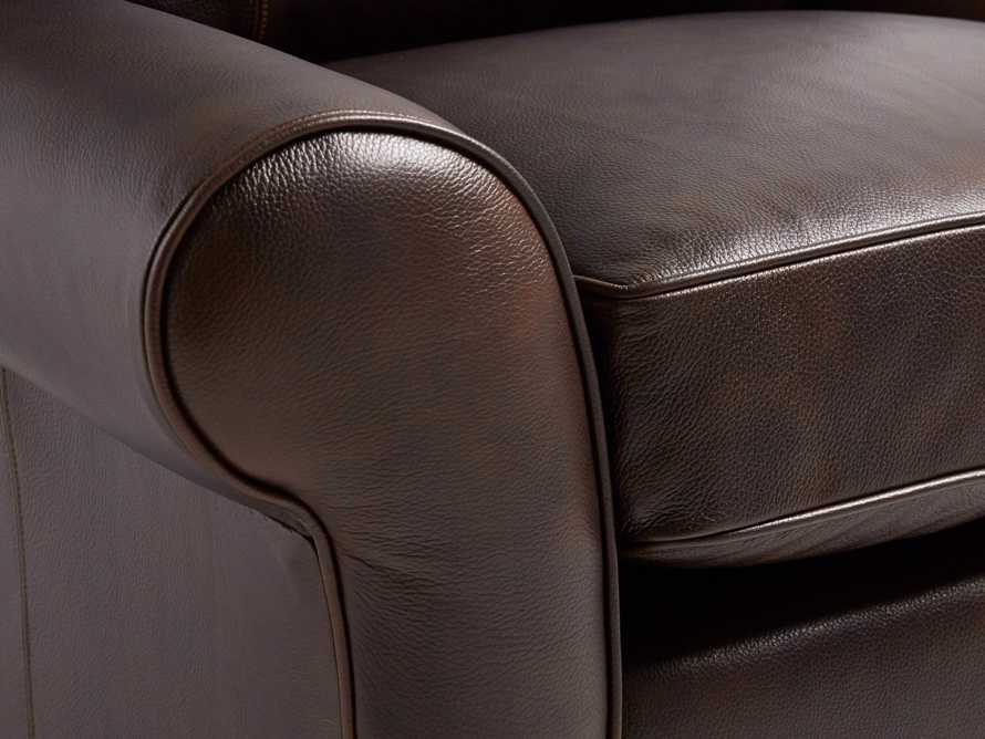 """Brentwood Leather 43"""" Chair (With Motion), slide 7 of 7"""