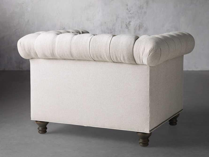 """Berwick Upholstered 47"""" Chair, slide 5 of 7"""