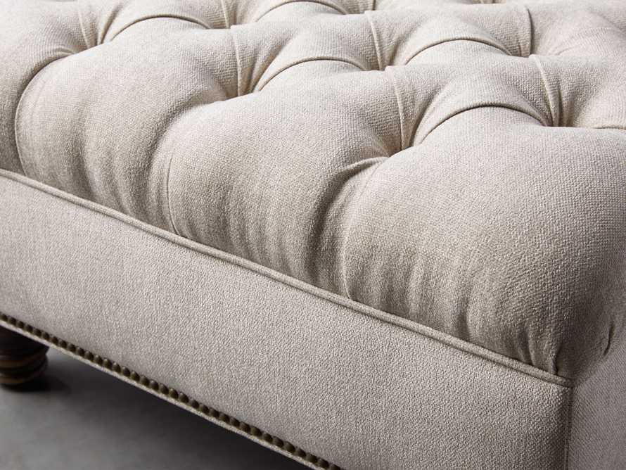 "Berwick Upholstered 29"" Ottoman, slide 4 of 6"