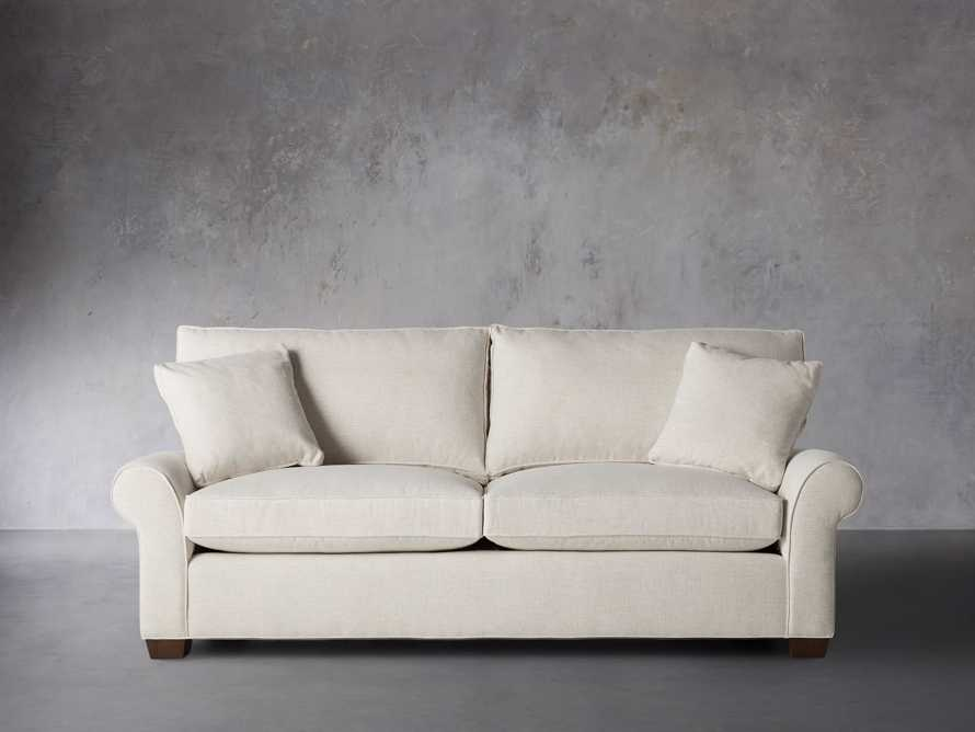 "Brentwood Upholstered 92"" Sofa, slide 2 of 8"