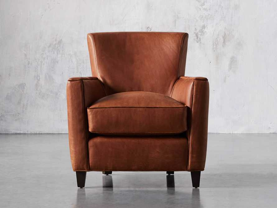 "Cotswold Leather 31"" Chair, slide 2 of 10"