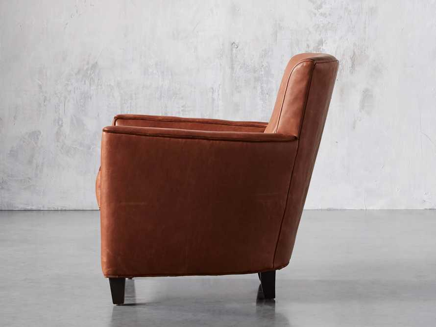 "Cotswold Leather 31"" Chair, slide 4 of 10"