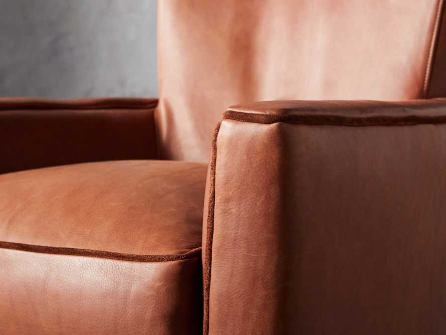 "Cotswold Leather 31"" Chair, slide 6 of 10"