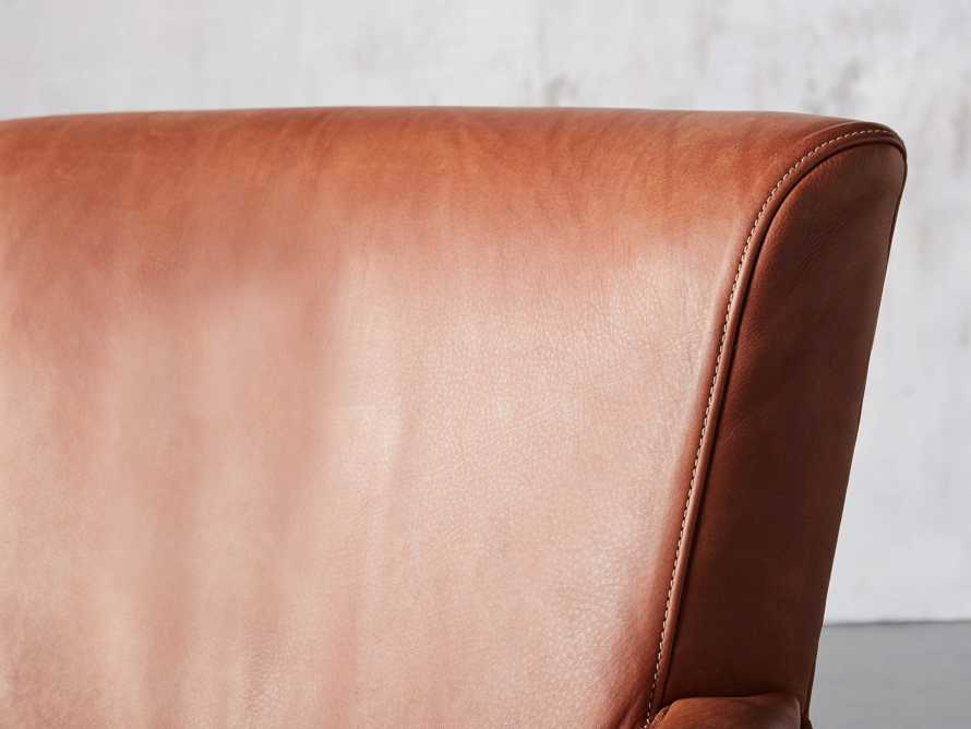 "Cotswold Leather 31"" Chair, slide 8 of 10"