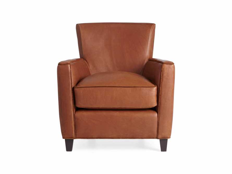 "Cotswold Leather 31"" Chair, slide 9 of 10"
