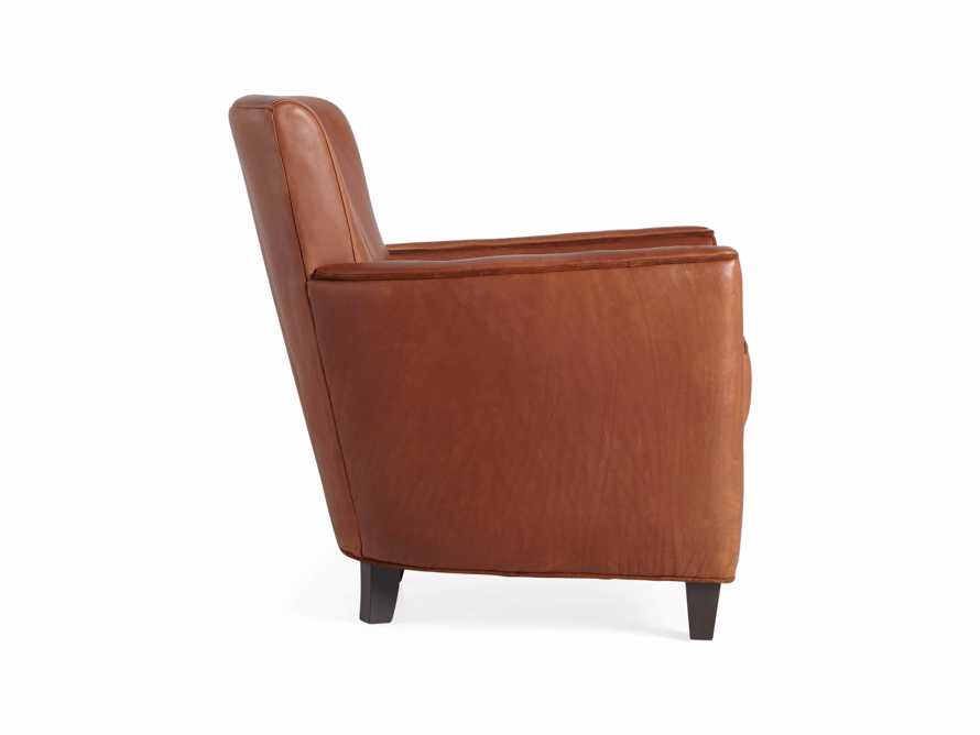 "Cotswold Leather 31"" Chair, slide 10 of 10"