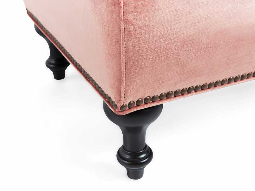"Fiona Upholstered 28"" Ottoman"