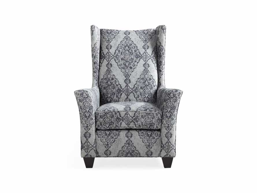 "Halstead 36"" Upholstered Chair, slide 1 of 5"