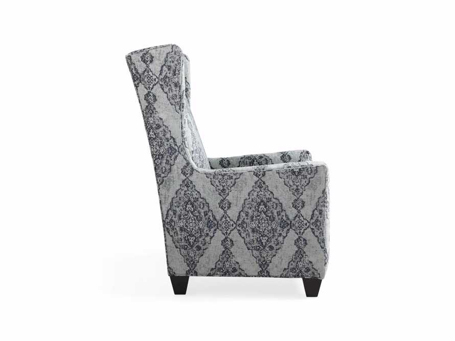 "Halstead 36"" Upholstered Chair, slide 3 of 5"