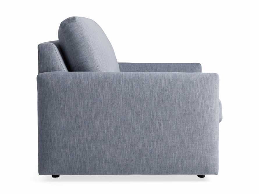"Kipton Petite Upholstered 51"" Chair, slide 8 of 8"